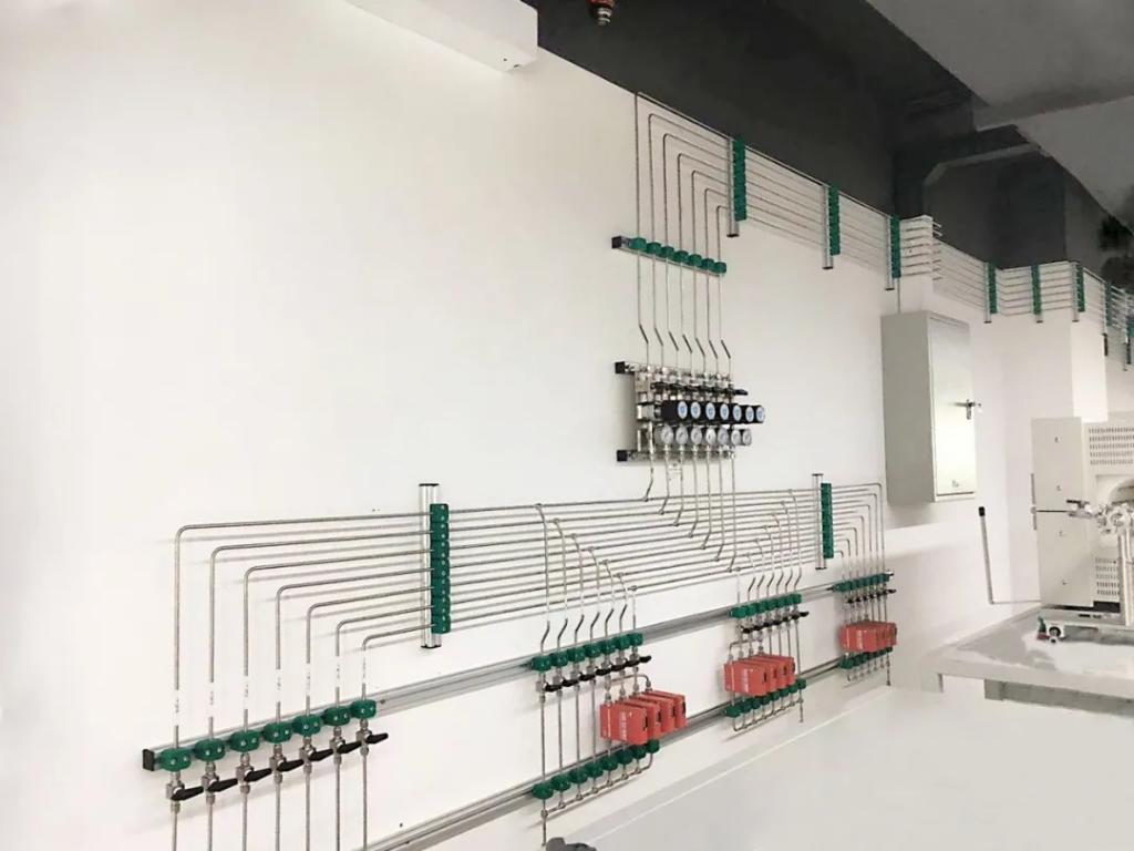 实验室气路管道系统